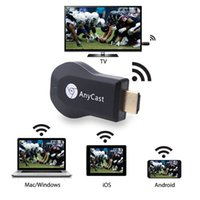 Wholesale New Anycast M2 Plus DLNA Airplay WiFi Display Miracast Dongle HDMI Multidisplay P Receiver AirMirror Mini Android TV Stick