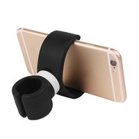 Wholesale Car Air Vents For Sale - Wholesale-Hot Sale Universal 360 Degrees Air Vent Mount Bicycle Car Phone Holder Stands for iPhone 4 5 6 Mobile Phone Clip For Samsung HTC