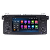 Wholesale Bmw E46 Android - 7'' Quad Core Android 6.0.1 Car DVD Player For E46 1998-2001 E46 2002-2006 M3 1998-2006 318 320 330 335 For BMW