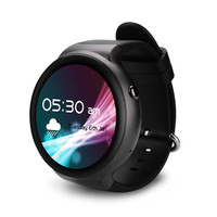 Wholesale Watch Uses Wifi - I4 Plus Smart Watch Android 5.1 GPS WIFI SIM Bluetooth 1GB-RAM 16GB-ROM AMOLED Screen MTK6580 Smartwatch Support Android iOS Watches 120p