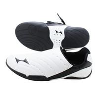 Wholesale shoes man grade resale online - Top grade ultralight tae kwon do shoes for men women child professional match shoes training taekwondo shoes