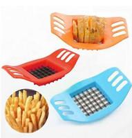 овощной картофелерез оптовых-Устройство для нарезки картофеля, устройство для нарезки картофеля фри, резак для картофеля фри, резак для картофеля, овощерезка, овощерезка для кухни, инструменты