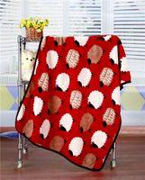 Wholesale Dog Plush Blankets - Flannel coral velvet air conditioning blanket, cat dog, cartoon pet blanket, baby short plush blanket, blanket
