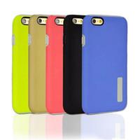 i6 artı kutular elma toptan satış-Renkli tpu yumuşak case için iphone 7 i5 i6 artı samsung galaxy s6 s6edge note5 j7 j5 için kapak telefon kılıfları