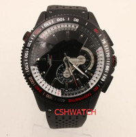 Wholesale Grand Calibre 36 Tags - AAA New Luxury Men Automatic Watch Grand Calibre RS 36 Tag Mens Watches Mechanical Glass Transparent Back Rubber Strap DRESS MEN'S watches
