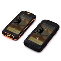 Wholesale Shockproof Waterproof Gps Phone - Original SUPPU F6 MTK6582 Quad Core IPS rugged Smartphone IP68 Waterproof phone GPS Android 4.4 Dustproof Shockproof