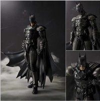 Wholesale Batman Figures - Justice League Batman Action Figures SHF Batman Heroes Alliance can do hands