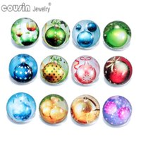 Wholesale Mixed Fruit Charms - 12pcs lot Mixed Colors Ice Fruit 18mm snap button Jewelry Faceted glass Snap Fit snap Bracelet Jewelry KZ0146