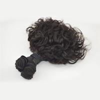 super cheveux brésiliens achat en gros de-3bundles le plus populaire super qualité aunty funmi brésilien cheveux curl oeuf dounble dessiné G-EASY weave
