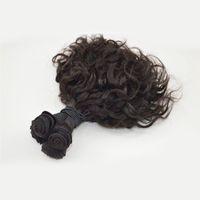 Wholesale Super Curls - 3bundles most popular super quality aunty funmi brazilian human hair egg curl dounble drawn G-EASY weave