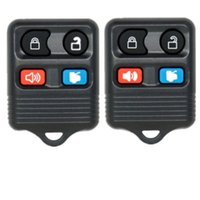 2 Neuer Ersatz Keyless Entry Remote Key Fob für Ford Focus Escape Explorer