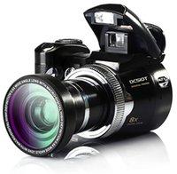 Wholesale Digital Slr Video Camera - PROTAX 16Mp Max Digital Camera DC510T SLR Camera Similar 5MP CMOS Sensor 8X Digital Zoom Nice Video Camera