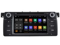 """Wholesale Car Radio Bmw E46 Android - Quad Core Android 5.1.1 car dvd player For 7"""" BMW E46 (1998-2005) M3 gps bluetooth radio stereo DVR 3G HEAD UNITS Map camera navigation"""
