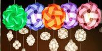 Wholesale Wholesale Jigsaw Lamps - transperformer wholesale free shipping iq puzzle lamp iq jigsaw lights Medium size 300pcs per lot 12 colors for choice
