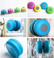 Wholesale Mini Waterproof bluetooth Speaker Wireless shower Car Handsfree stereo Speaker for Iphone s for ipad for samsung
