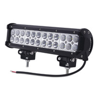 Wholesale Led Bar Utv - 13.5 Inch 72W LED Lights Bar Off Road ATVs Boat Truck UTV Jeep Train Driving Work Light Bars