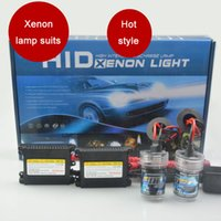 Wholesale Slim Hid Lights - Slim Xenon Car Lights Modified DC Universal Ballast Lamp Ballast HID 12V 35W H1 H3 H7 H8 H11 9005 HB3 9006 HB4