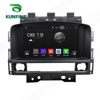 8 Zoll Quad Core Android 5.1 Auto DVD GPS Navigation Player Auto Stereo für OPEL Astra J 2011-2012 mit Radio Bluetooth Wifi / 3G