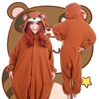 Wholesale Costume Woman Mascot - Hot Sale Animal Hoodie Animal Costume Adult Mascot Unisex Sleepwear Cheshire Adult Kigurumi Pajamas Animal Costume