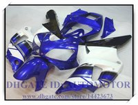 СИСТЕМА ВПРЫСКА BRAND NEW обтекателя KIT 100% FIT FOR YAMAHA YZFR1 1998 1999 YZF R1 98 99 YZF1000 YZF R1 1998-1999 годов # TX777 белый синий