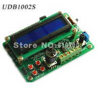 Wholesale Dds Generators - Wholesale-UDB1000 series DDS Signal source module Signal generator 2MHz Frequency sweep and Communication function 60MHZ frequency meter