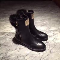 Wholesale Platform Pumps Ankle Boots - Woman Fashion Women Ankle Boots High Heels Lace up Snow Boots Platform Pumps keep warm women boot