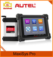 100% Original Autel Maxisys Pro MS 908 P Automotive Diagnostische Analyse System Scan-Tool Android OS Ds708 Update Ms908p