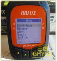 Wholesale Bike Gps Receiver - Waterproof Holux GPSport 245+ GR245+ advanced GR245 GPS Receiver dala logger Bike code table free shipping