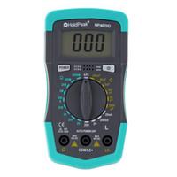 Wholesale Digital Multimeter Capacitance Inductance - HoldPeak HP4070D Mini Digital Multimeter Resistance Capacitance Inductance Transistor Test