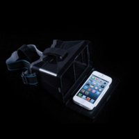 NUOVO ZH-1D 3D Glass Nuovo Real Vr Box 2015 Film 3D Sale 3D Glass Mobile Phone 3D Video Format Games