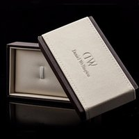 Wholesale Like Watches - DW Free shipping Sell like hot cakes new 2015 Daniel Wellington brand Watch box+The instructions+tags