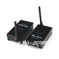 Wholesale 2 GHz Channels A V Audio Video Sender Wireless Transmitter Receiver TV VCR DVD M