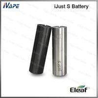 circuits de tension achat en gros de-Batterie iSmoka iJust S 3000mah 100% d'origine Eleaf iJust S Batterie système à tension de sortie directe avec protection à double circuit