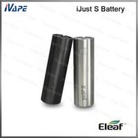 аккумуляторы оптовых-iSmoka Eleaf iJust S батареи 3000mah 100% оригинал Eleaf Ijust S прямого выходного напряжения системы батареи с двойной защитой цепи