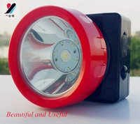 Wholesale Rechargeable Cap Lamps - Led Lamp 18650 LED Mining Cap Lamp LD-4625 Camping Fishing Hiking bicycle light&headlamp rechargeable led for sale for US Via DHL