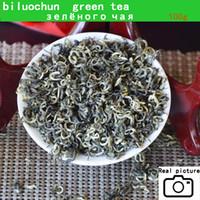 Wholesale Good Health Gifts - NEW TEA good Top grade biluochun Famous Chinese green Tea 100g spring Green Tea for health Gift