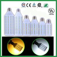 Dimmable High Bright B22 E27 E40 LED ampoules de maïs 7W 12W 15W 25W 30W 40W 50W SMD5630 LED Lampes AC 85V-265V