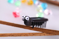Wholesale Plastic Insects Toys - 18g Weight 6cm Mini Toy high speed cute solar Toy Novelty running Insect #HB01