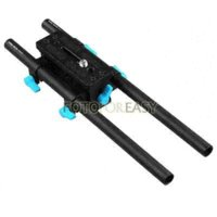 Wholesale Fotga Baseplate - FOTGA DP3000 15mm Rail Rod Advanced Baseplate For HDV DSLR Follow Focus Rig 5D2 free shipping