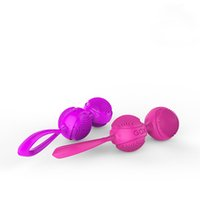 Wholesale virgin ball online - Sexy Vagina Trainer Ball Women Tightening Virgin Exerciser Vaginal Shrink Smart Love Ball
