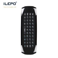 G7 Smart Air Mouse Keyboard doble lado Air Mouse Mini 2.4G Air Mouse teclado para TV Box PC Pad Control remoto