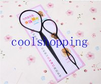 Wholesale Wholesale Topsy Tail - Ponytail Creator Plastic Loop Styling Tools Black Topsy Pony topsy Tail Clip Hair Braid Maker Styling Tool Fashion Salon