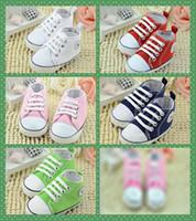 casual sandalen häkeln großhandel-15% weg von 2016 billig wholsale Kinder Baby Sportschuhe Junge Mädchen Lauflernschuhe Baby Infant Weichen Boden wanderer Schuhe 5 pairs / 10 stücke