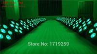 amerikanische dj bühnenlicht großhandel-Schneller Versand American DJ Bühnenbeleuchtung Disco LED Light Wash RGB Uplighting LED SlimPar Tri 7 9W LEDs