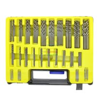 Wholesale Small Pcb Drill - New 150PC 0.4-3.2mm HSS Mini Micro Power Drill Bit Set Small Precision Twist Drilling Kit with Carry Case for PCB Crafts Jewelry order<$18no