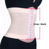 Wholesale Corset Perfect Shaper - Wholesale-Hourglass Mesh Waist Trainer Corset Body Shaper Belt For Weight Loss Perfect Weight Losing Ardyss Body Shaper Corset