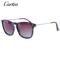 Wholesale velvet frame - Velvet Frame Fashion Sunglasses Women Brand Designer Sun Glasses Cat Eye Vintage Eyewear Polarized Lens 4187