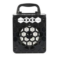 Wholesale gesture bluetooth speakers - MS-131BT Multimedia Wireless Bluetooth Speaker FM Radio Mobile Mp3 Speaker Sound Box Subwoofer USB 3.5mm Plug Support SD TF