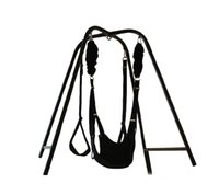 Wholesale Yoga Sex - 2016 HOT Sex Swing Stand with Wrist Restraints Clamp Belt for Couples Swing for Yoga