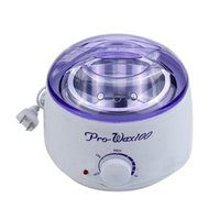 Wholesale Wholesale Wax Depilatory - Warmer Heater Professional Mini SPA Hands Feet paraffin Wax Machine Emperature Control Kerotherapy Depilatory Health Care 0606016